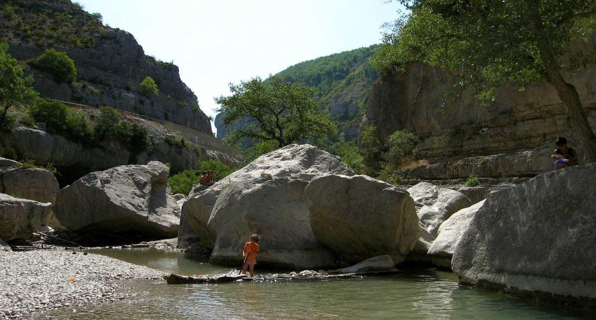 Les Gorges de la Méouge – MyPACA